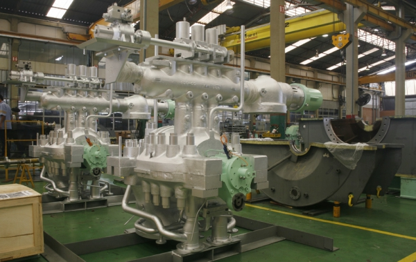 Turbines Services of any model and manufacturer